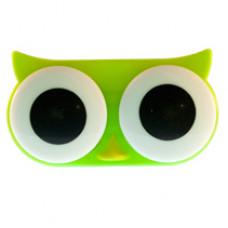 """Linsetui """"Lovezoo"""" GREEN OWL"""