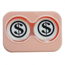 "Linsetui ""Minicase"" PINK DOLLAR"