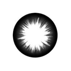 "Geo ""Circle"" BLACK CK105"