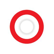 "Geo ""Crazy"" RED WHITE CIRCLES"