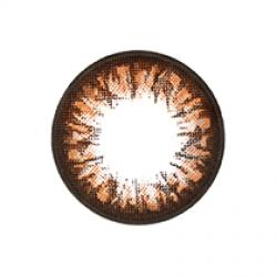 färgade cirkel linser
